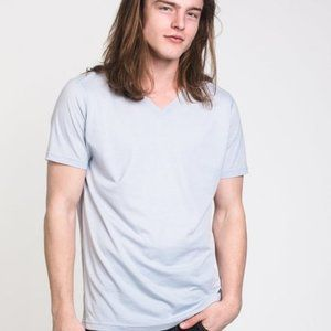 Boathouse Bleached Blue V-Neck Tee